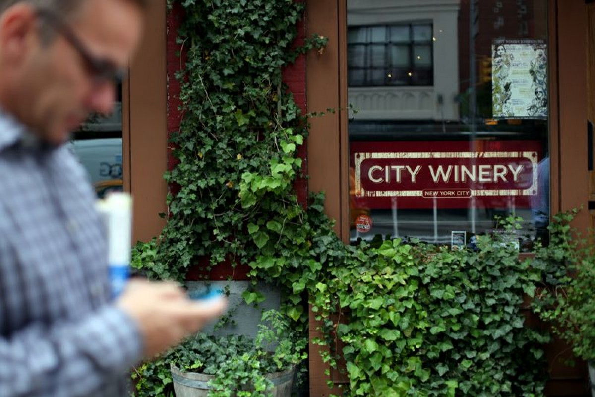 City Winery (Hidalgo, Carolina FREELANCE NYDN)